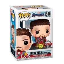 Funko Pop! 580 Iron Man [I...