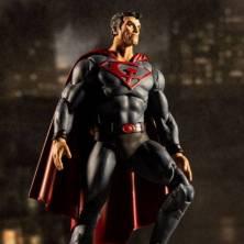 Figura Superman DC Red Son...
