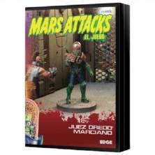 Mars Attacks: Juez Dredd...