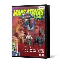 Mars Attacks: Llevadme ante...