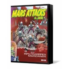 Mars Attacks: Infiltradores...
