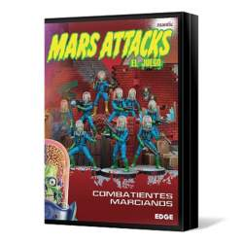Mars Attacks: Combatientes...
