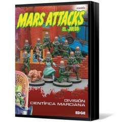 Mars Attacks: División...