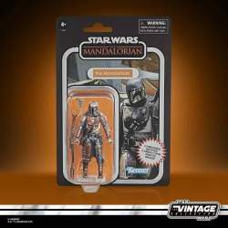 figura el mandaloriano vintage collection version carbonized en blister clasico
