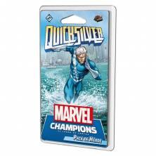 QUICKSILVER - PACK DE HEROE...