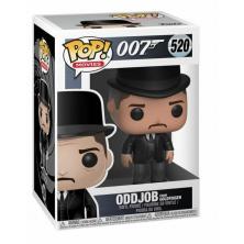 Funko Pop! 520 Oddjob (007)