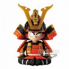 Figura Goku niño Samurai 12...