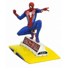 Figura Spider-man en Taxi...