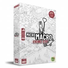 MicroMacro: Crime Ciy