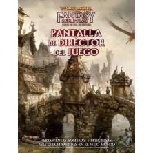 Warhammer-PANTALLA DEL...