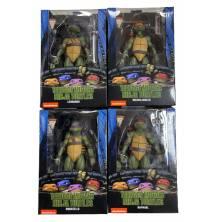 Pack Figuras Tortugas Ninja...