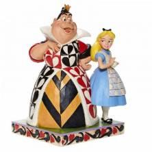 Figura Alicia y la Reina de...