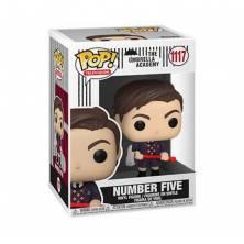 Funko Pop! 117 Number Five...