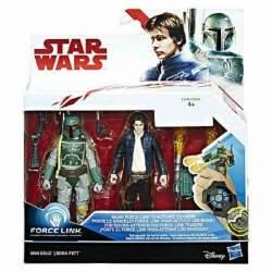 Figura  Han Solo / Boba...