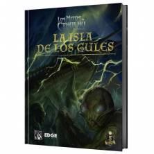 libro rol LOS MITOS DE CTHULHU DE SANDY PETERSEN- La Isla de los Gules