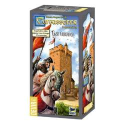 Carcassonne: La torre...