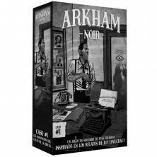 Arkham Noir 1 Asesinatos del culto de la bruja