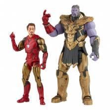 Figuras de Iron Man Mark y...