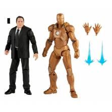 Figuras de Iron Man Mark...