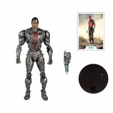 Figura Cyborg 18 cm DC...