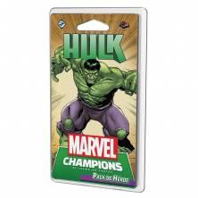 juego de cartas HULK - PACK DE HEROE - MARVEL CHAMPIONS LCG