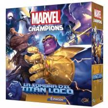 juego de cartas Marvel Champions: La sombra del titán loco (Expansión)