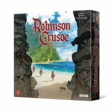 ROBINSON CRUSOE: AVENTURAS...