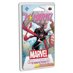 MS. MARVEL - PACK DE HEROE...