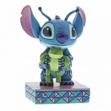 Figura Stitch con rana...