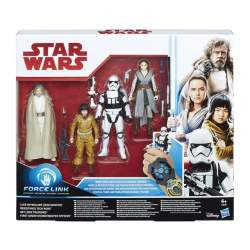 PACK  4 FIGURAS STAR WARS...