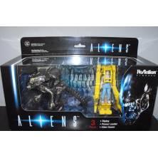 Pack Figuras Aliens Ripley...