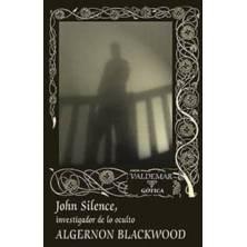 JOHN SILENCE: INVESTIGADOR...