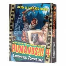 HUMANOS!!! 4: CAMPAMENTO...