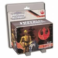 R2D2 y C3PO - STAR WARS...