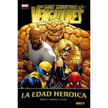 Marvel Deluxe. Los Nuevos...