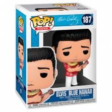 Funko Pop! 187 Elvis Blue...