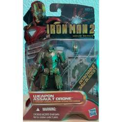 FIGURA MARVEL IRON MAN 2...