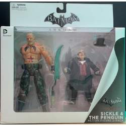 Pack figuras Batman: Arkham...