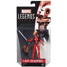 FIGURA Lady Deadpool MARVEL...
