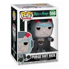 Funko Pop! 566 Purge Suit...