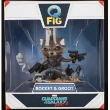 Figura Rocket & Groot...