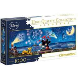 Puzzle Mickey and Minnie...