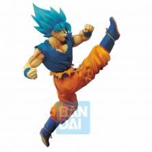 Figura Super Saiyan God Son...