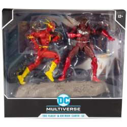 Pack 2 Figuras The Flash &...