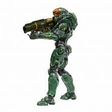 Figura Spartan Hermes 15 cm...
