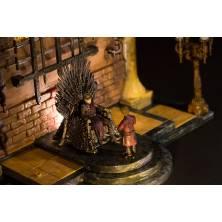 Salón del Trono de Hierro...