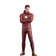 Figura Flash: Barry Allen...