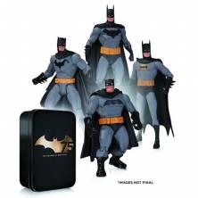 Pack 4 Figuras Batman 17 cm...