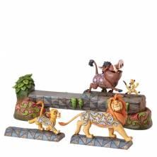 Figura Simba, Timon y...