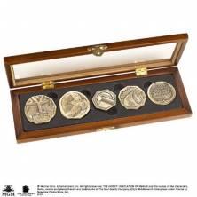 "Set de monedas ""Dwarven..."